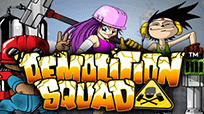 Онлайн слот Demolition Squad