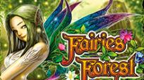 Бесплатно игровой аппарат Fairies Forest